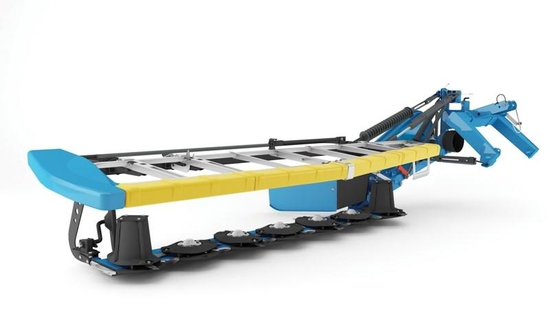 BCS schijvenmaaier Rotex XT4 165cm