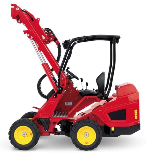 GF shovel Turboloader S322